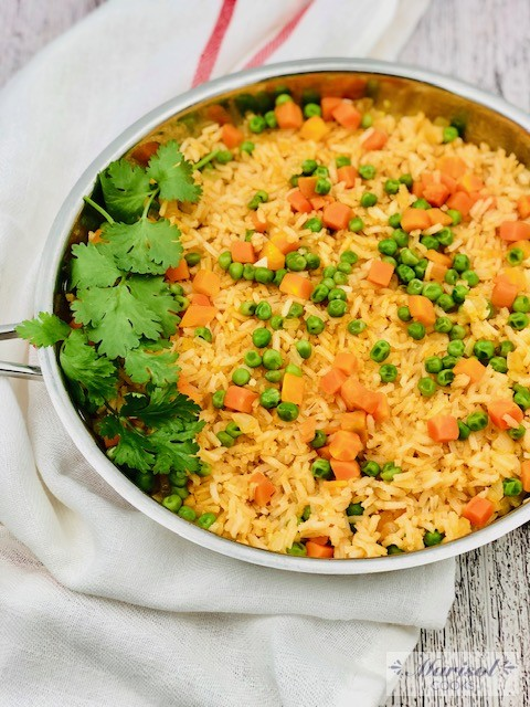 Arroz a la Mexicana (Mexican Rice)
