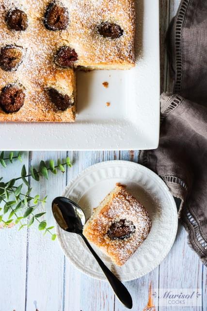 Fig Cake/ Gluten & Dairy Free
