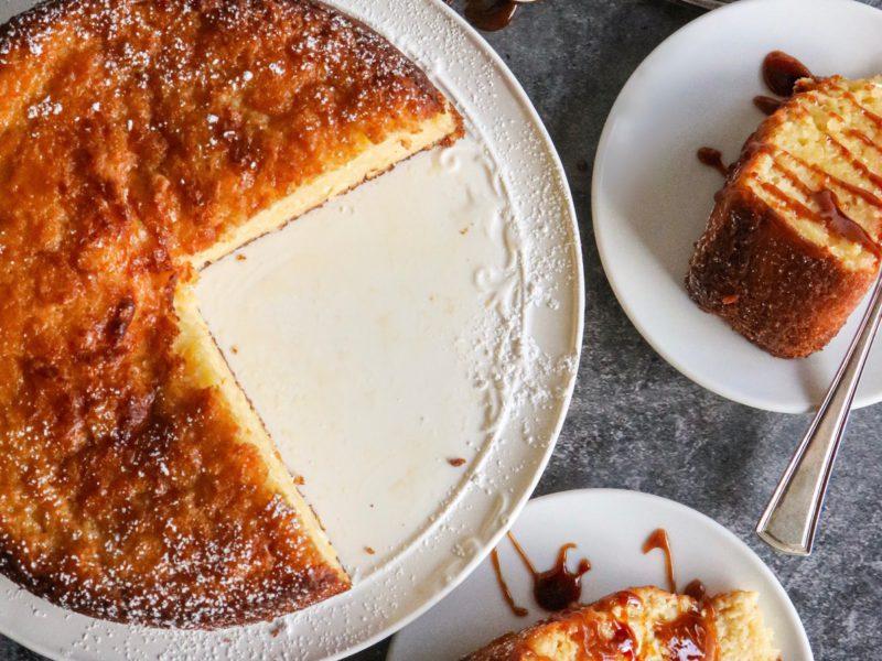 Pan de Elote/ Mexican Corn Cake