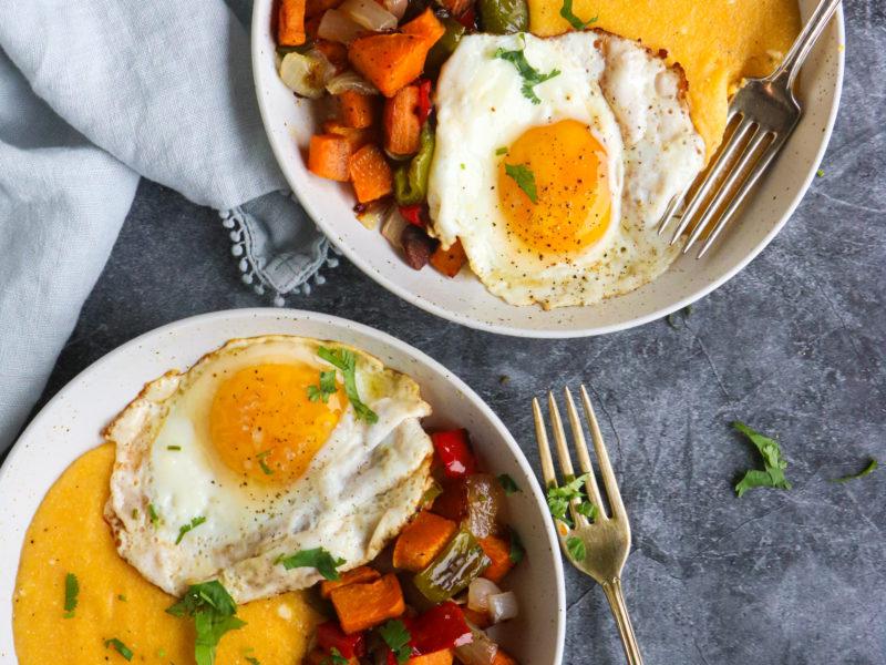 Grits Breakfast Bowl
